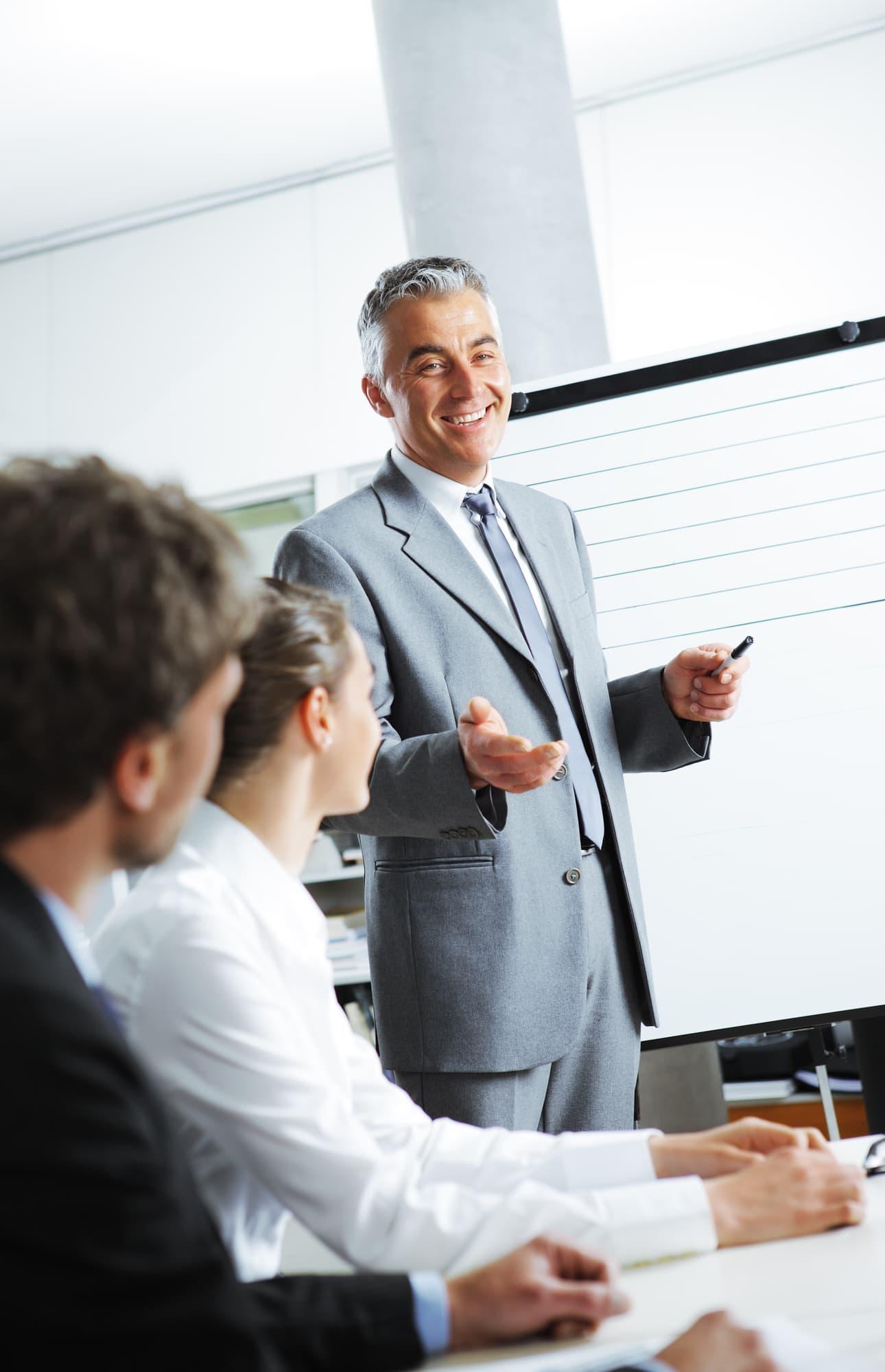 Business Executive Presentation