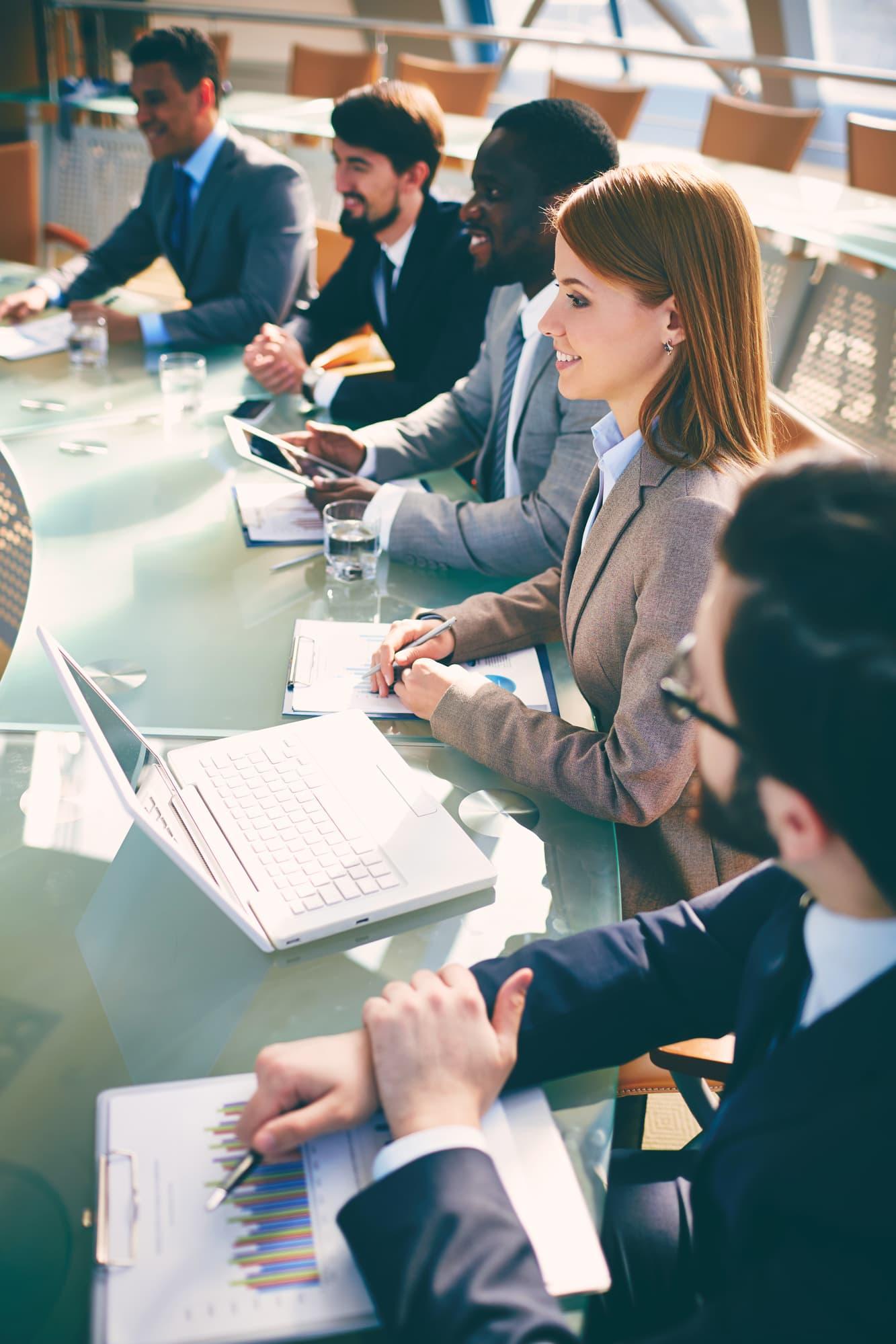 Executive Business Meeting